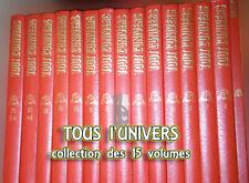 Tout l'Univers - collection des 15 volumes - 1984 - vF