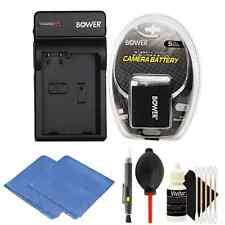 LP-E10 Battery and Charger Kit for Canon EOS Rebel T3, T5, T6 DSLR Camera
