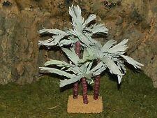 """Palm Tree for 5.5"""" Nativity Scene Presepio Pesebre Real Cork Base Arbol Palma"""