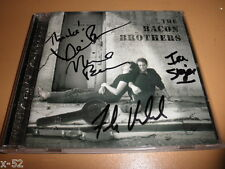 SIGNED cd THE BACON BROTHERS Can't Complain RARE autograph KEVIN BACON