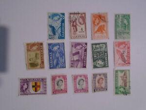 Sarawak QE II to $5 collection