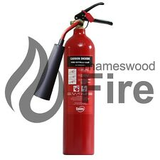 2kg C02Fire Extinguisher - CE Marked - Savex - Fast Delivery