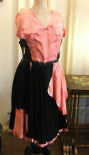 Dress Of Spectacle Early 20th Silk Beaded - IN Restore