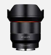 Samyang 14mm F2.8 Auto Focus AF for Sony E