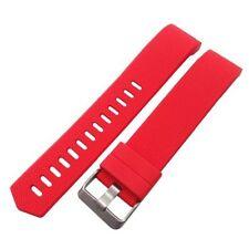 Medidores de actividad física rojo