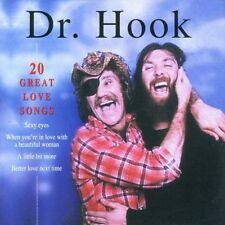 Dr. Hook 20 great love songs [CD]