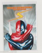 PROJECT SUPERPOWERS TRADING CARDS COLLECTOR PROMO CARD PROMO 1