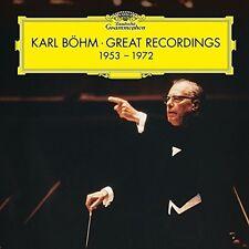 Karl Bohm - Karl Bohm Great Recordings 1953-1972 [New CD] Boxed Set