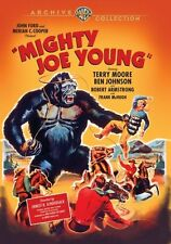 Mighty Joe Young DVD (1949) - Robert Armstrong, Terry Moore, Ben Johnson