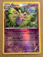 Pokemon Card B&W Dragons Exalted Reverse Dustox 47/124