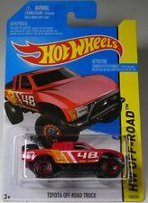 Hot Wheels 2015 Toyota Off-Road Truck #120 of 250