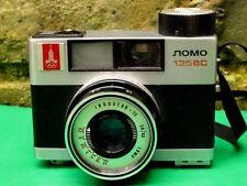 URSS VINTAGE film Fotocamera A Telemetro LOMO 136BC. OLIMPIADI DI MOSCA-edizione 80