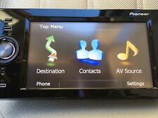 Pioneer AVIC-F500BT Advanced Multimedia GPS Navigation System