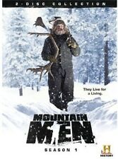 Mountain Men: Season 1 [2 Discs] DVD Region 1 WS
