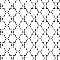White Black Trellis Wallpaper Peel and Stick Wall Sticker Wall Covering Vinyl