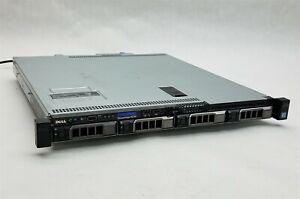 Dell PowerEdge R230 Server E3-1280 V5 3.70GHz CPU 16GB HDD 4*1TB HDD PERC H830