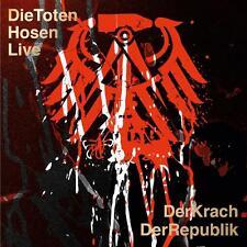Die Toten Hosen/Live: Der Krach Der Republik 2013 34-Tr. Digipack neu ovp 2/CD