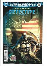 Detective Comics #937 (DC UNIVERSE Rebirth, SEPTIEMBRE 2016 ), NM/M NUEVO