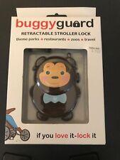 Buggy Guard Stroller Lock brown bear