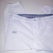 Under Armour Girls Practice Pants Softball XL Youth Loose Fit
