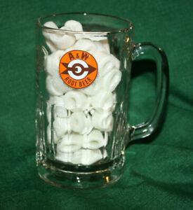 Vintage A&W Root Beer Mug -  Arrow Logo - Heavy