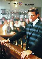 Final Verdict [New DVD] Full Frame, Dolby