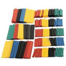 328x 2:1 Polyolefin Heat Shrink Tubing Tube Sleeve Wrap Wire Assortment 8 Size R