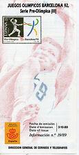 España Juegos Olimpicos Barcelona 92 año 1987 (CV-993)