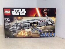 Lego Star Wars Resistance Troop Transporter 75140 W/4 Minifigs