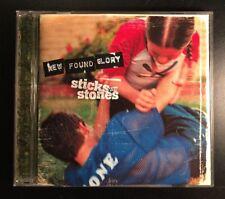 NEW FOUND GLORY 'STICKS AND STONES' 2002 ROCK CD Album