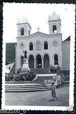 PHOTO ANCIENNE . Italie . Italia . Sicile . Gibilmanna . 1950