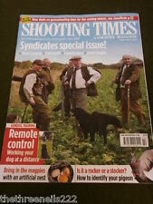 SHOOTING TIMES - SYNDICATES SPECIAL ISSUE - MAY 30 2012