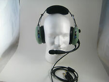 David Clark H10-13.4 Refurbished General Aviation Headset with Volume control