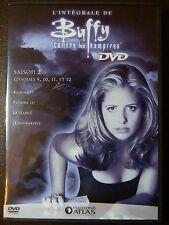 BUFFY Saison 2  Episodes 9-10-11-12  Edition Atlas dvd 6  Parfait état