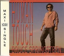 "BRUCE SPRINGSTEEN - MAXI CD ""HUMAN TOUCH"""