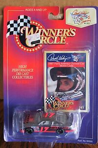 1998 #17 Darrell Waltrip Silver Chrome Parts America 1/64 Chevy Monte Carlo
