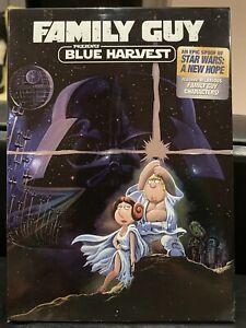 FAMILY GUY BOX SET BLUE HARVEST DVD (STAR WARS PARODY)