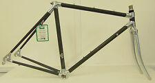 Carbon Aluminium Vintage Retro Frame 50cm (Like Alan Carbonio ) NOS  Eroica