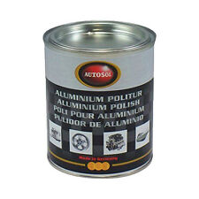 Solvol Autosol ALUMINIUM Cleaner Polish Shine Paste Use On Other Metals 750ml
