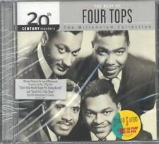 The Best of Four Tops: 20th Century Masters The Millennium Collection (Audio CD)