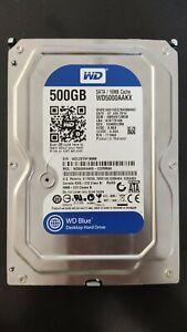 Western Digital Caviar Blue SATA III 3,5 SATA III 500GB (WD5000AAKX)