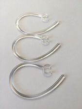 3 pcs Clear Ear hooks for Plantronics 925 975 M100 MX100 Earclips