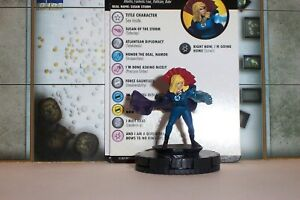 SUSAN, QUEEN OF ATLANTIS  # 051  Fantastic Four Future Foundation Heroclix SR