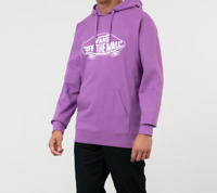 VANS Men's Mn Otw II Hoody - Dewberry - Sweatshirt With Hood Man Violet, Size S