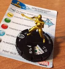 HeroClix Guardians of the Galaxy #204  SPACEKNIGHT  Gravity Feed  MARVEL