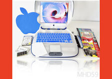 "Apple iBook G3 Clamshell 366MHz + Big 60GB HD ""Special"" OS 9 + Loaded of GIFTS"