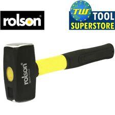 Rolson 1.5Kg forfaitaire marteau sledge lapidation mallet fibre de verre poignée et poignée en caoutchouc