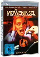 Die Möweninsel * DVD Mystery Serie mit Jeremy Brett * Pidax Serien-Klassiker Neu