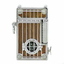 ST Dupont Seven Seas Line 2 Cigar Drill Keychain Palladium Kit Set Lighter