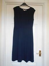 BODEN New Marina Jersey Dress - Navy - UK 12 R